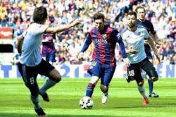 Prediksi Valencia vs Barcelona 22 Oktober 2016