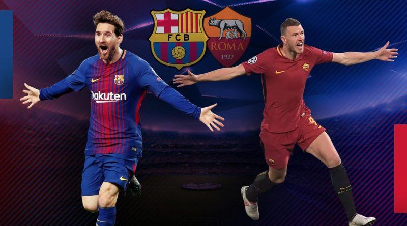 Prediksi Barcelona vs Roma 1 Agustus 2018 Alexabet